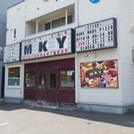 MKYアメリカンレストラン - 外観です。