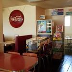 MKYアメリカンレストラン - 店内です。