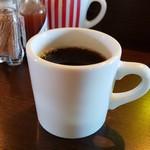 MKYアメリカンレストラン - 美味しいコーヒーはおかわり自由です。