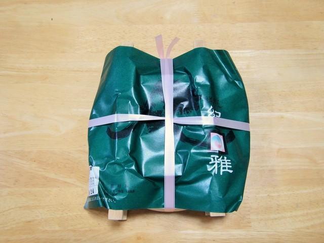 鱒寿し紀雅本舗 - 鱒寿し。1800円