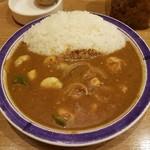 エチオピアカリーキッチン - 【2017/10】エビカリー