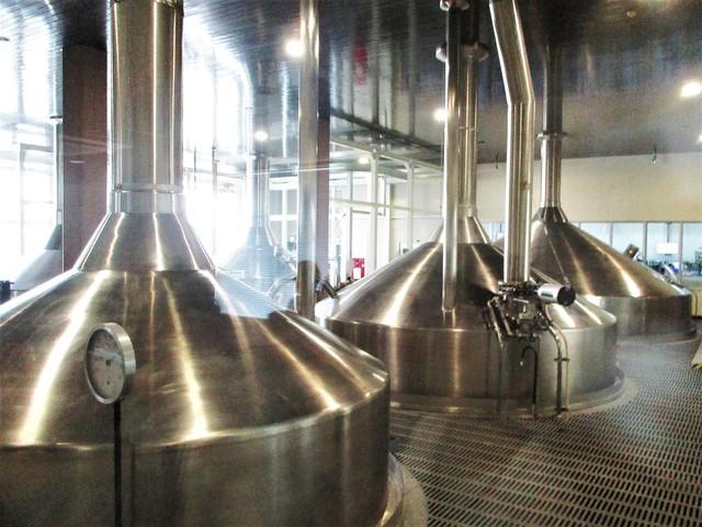 オリオン ビール 工場 見学