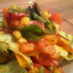 バレ - いろいろ野菜のサラダ