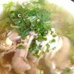 ベトナム料理 ホァングン - 【2017/10】鶏肉のフォー