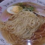 龍虎 - 中華そば 700円