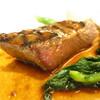 エッサンス - 料理写真:短角牛の芯タン 平エンドウ豆と丸エンドウ豆 里芋 本庄市産人参 春菊 紫キャベル
