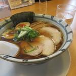 75193551 - 醤油らぁ麺+味玉