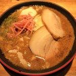 博多 一風堂 - 料理写真:ソースとんこつ