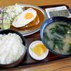 三宝 - 料理写真:ハンバーグ定食