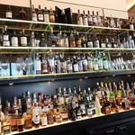 BVLGARI Il bar - ☆カウンター席(*^_^*)☆