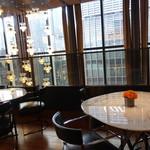 BVLGARI Il bar - ☆開放感のあるテーブル席(^o^)丿☆