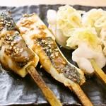 銀の月 - 魚串・水蛸串
