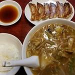 明記大陸食堂 -
