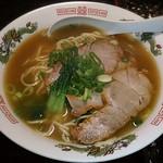香港楼 - 【チャーシュー麺】¥780