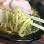 教道家 - ちゃーしゅーめん(800円)麺リフト