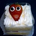 PATISSERIE Adoucir - 料理写真:苺のショートケーキ290円