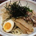 らーめん美春 - 黒胡麻坦々麺