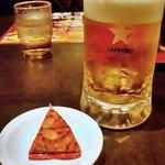 幸楽苑 - ビールとおつまみ