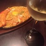 Restaurant&Bar TERU - ジャーマンスパゲッティー
