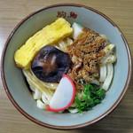 駒鳥食堂 - 料理写真:伊勢五目うどん