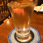 家庭料理 ひまわり - 日本酒にチェンジですよ\(^o^)/