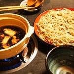 むら田 - 料理写真:鴨汁そば