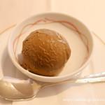 和光ティーサロン - ほうじ茶アイスクリーム