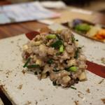 辺銀食堂 - タームンワカシー(一般的にはドゥルワカシーというらしい)