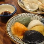 辺銀食堂 - 五味五色の餃子