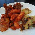 李さんの台所 - チヂミ、トッポギ、唐揚げ