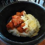 李さんの台所 - チーズダッカルビ丼
