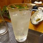 志乃家 - 「レモンサワー」432円