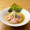 Menyashuntaku - 料理写真:【当店自慢】塩らーめん 鶏清湯
