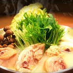 松玄 - 松玄特製 水炊き鍋