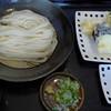 讃岐うどん十四明 - 料理写真:天ぷらざるうどん