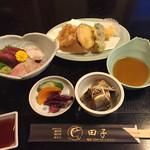 磯料理の田子 - 料理写真: