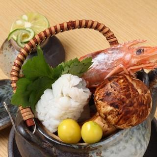 【築地直送】旬を活かす季節料理