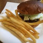 バーベキューキムラ - キッズ ハンバーガー