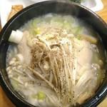 オムニ食堂 - 【2017/10】参鶏湯