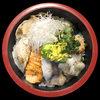 海鮮炙り丼 一〇〇〇