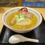 らーめん きちりん - 塩ラーメン(750円)