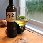 ENEKO Tokyo - 42 By Eneko Atxa Basque Whute Wine Bizkaiko Txakolina