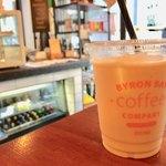 バイロンベイコーヒー - バナナラテ 420円