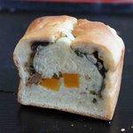 詩とパンと珈琲 モンクール - 野菜ケーキ(名前忘れた