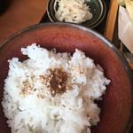 Shubouuoman - じゃこご飯☆★★☆(´∀`)