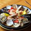 タイーム - 料理写真:魚介のパエリア