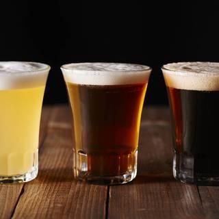 店内で醸造!Ottotto浜松町ビールご用意しております☆