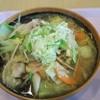セデッテかしま - 料理写真:タンメン(680円)