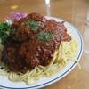 和洋レストラン チロル - 料理写真:ハンバーグ(¥800)