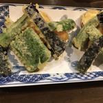 75229347 - 野菜の天ぷら